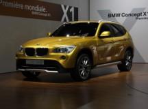 BMW X1 Unveiled (Photos)