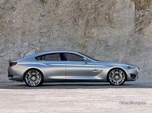 BMW CS Concept was canceled