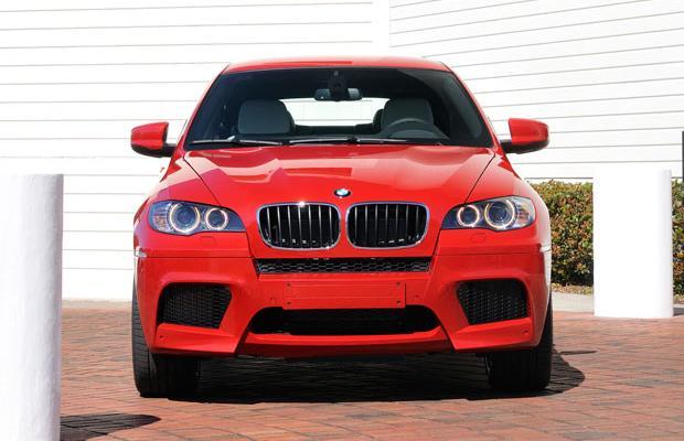 Preview: 2010 BMW X6 M