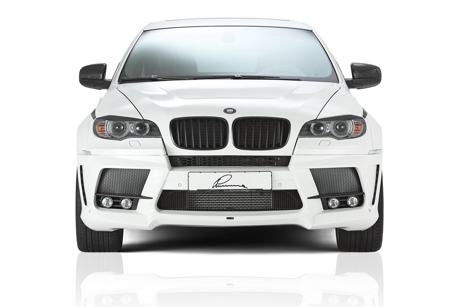 BMW X6 xDrive40d by Lumma Design