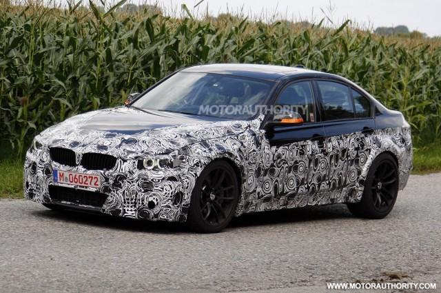 2014 BMW M3 (F30)