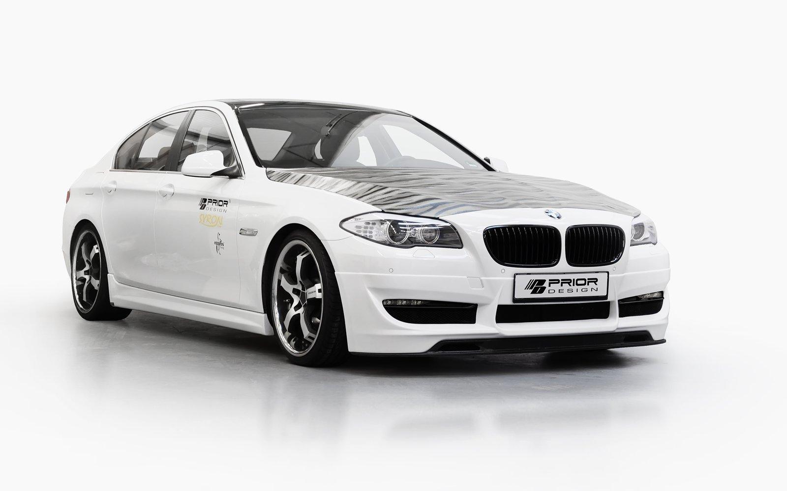 Prior Design BMW 5 Series aero kit