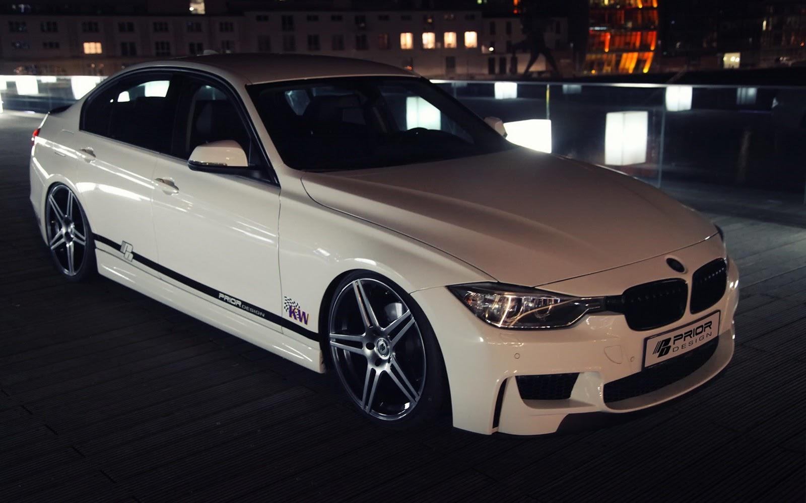 F30 BMW 3 Series by Prior Design