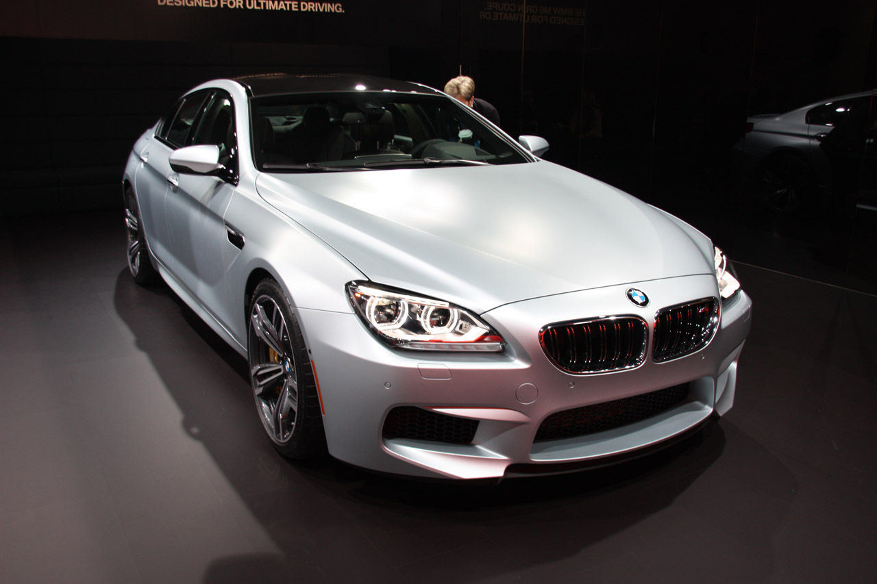 2014 BMW M6 Gran Coupe in Detroit