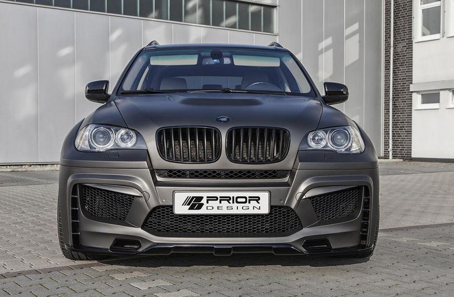 E70 BMW X5 by Prior Design