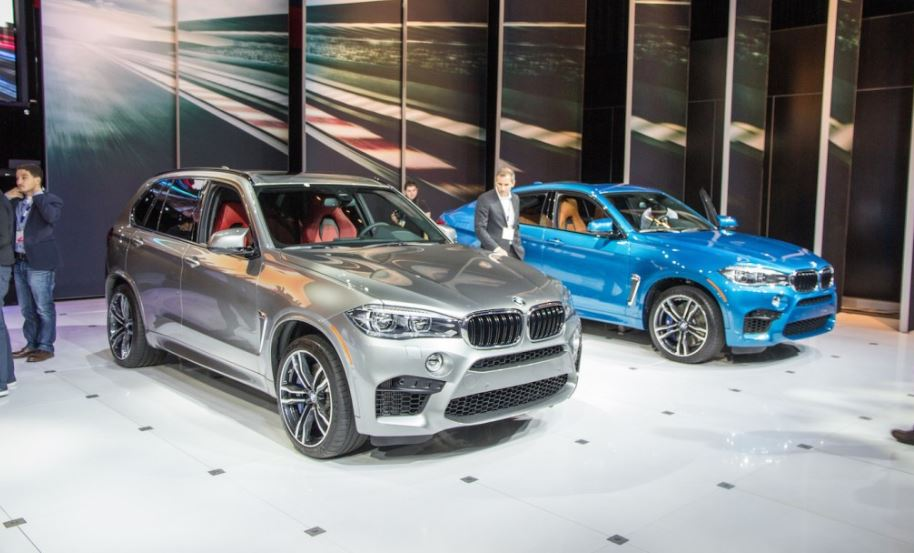 2014 Los Angeles Auto Show: 2015 BMW X5 M and X6 M Officially Launched
