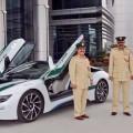Dubai Police BMW i8