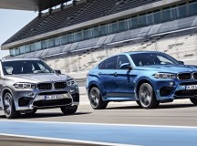 DRIVE Takes the 2015 BMW X5M and X6M Out for a Spin on the Track, Video Revealed