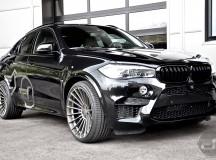 Hamann Tunes-Up F86 BMW X6 M