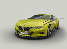 BMW 3.0 CSL Hommage New Rendering Released