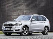 2016 BMW X5 xDrive40e Plug-In Hybrid Price Announced in US