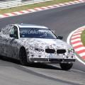 2017 BMW 5-Series Spy Shot