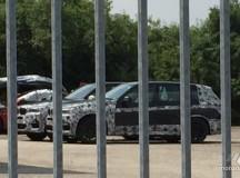 2018 BMW X7 Spy Shot
