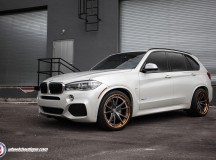 BMW X5 on HRE S104 Wheels, Installation by Wheels Boutique