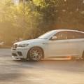 BMW X6 M on Avantgarde Wheels