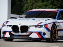 BMW 3.0 CSL Hommage R Concept Unveiled at the 2015 Chantilly Arts & Elegance Richard Mille