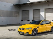 BMW M5 Power Upgrade by TAG Motorsports