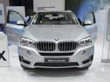 2015 Frankfurt Motor Show:BMW X5 xDrive40e Goes Official