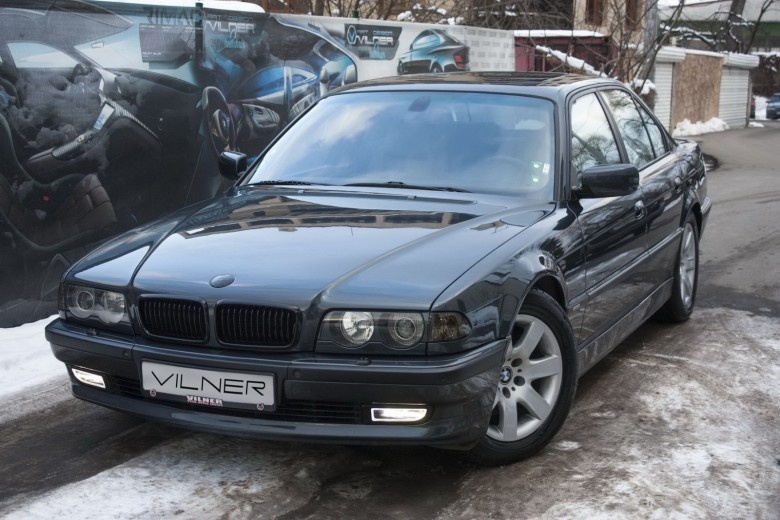 E38 BMW 750i by Vilner, Available for Sale at $25,000