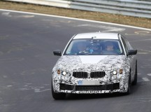2017 BMW M5 Spied in Full Camouflage