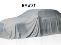 Three-Row BMW X7 Pops-up in Semi-Transparent Cover, Confirmed by 2020