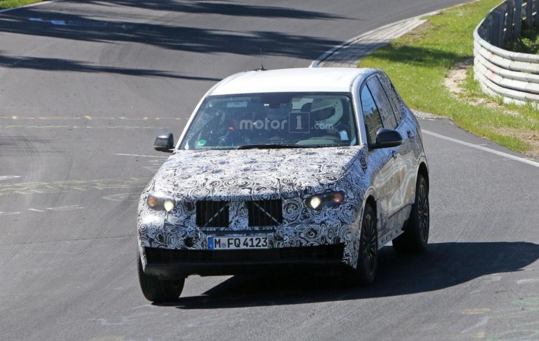 2018 BMW X5 – New Spy Shots Emerged on the Ring