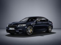 BMW M5 Competition Edition Is a Real Fast Bimmer