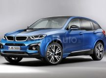 Upcoming BMW i5 Gets New Rendering