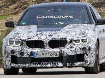 2017 BMW M5 – New Spy Shots Emerged