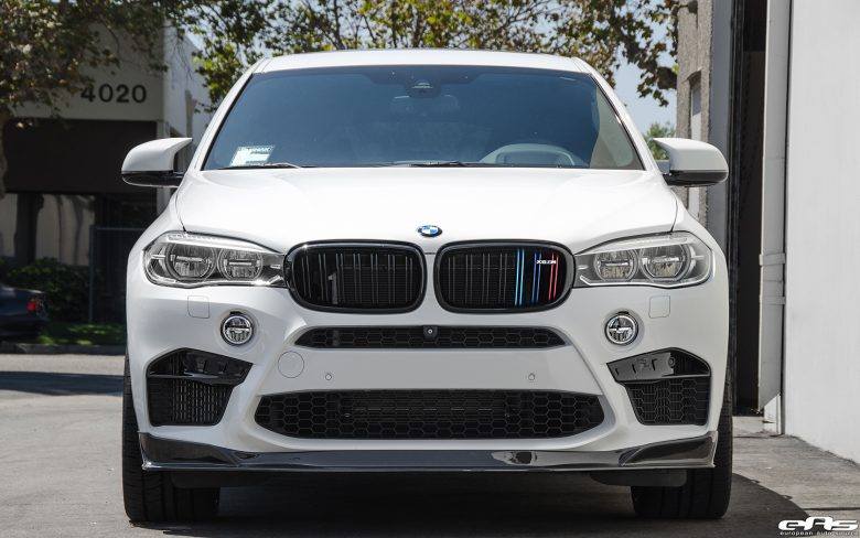 Massive Gallery: BWM X6 M with Complete Package by EAS
