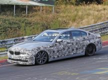 2018 Alpina B5 Runs New Tests at the Ring, Will Come with Impressive Power