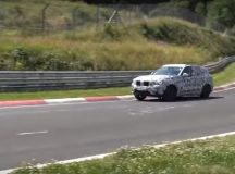 2018 G01 BMW X3 Gets New Spy Video at the Ring