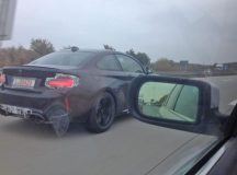 2018 BMW M2 Coupe Spotted on the Road, Will Receive Mild Exterior Changes