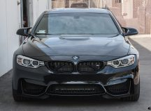 Photo Session: BMW M4 with Competition Package Receives New Mechanics from EAS