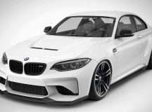 2016 BMW M2 Coupe by Vorsteiner