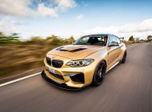 Gallery: 2016 BMW M2 Coupe by Manhart Can Take on a Lambo Huracan