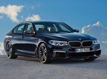 Video: BMW M550i Sedan Is the Quickest 5-Series Version