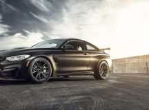 Gallery: BMW M4 GTS Looks Smashing in Vorsteiner Wheels