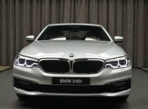 2017 BMW 540i Sport Line Arrives in Abu Dhabi