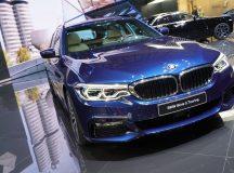 2017 Geneva: 2017 BMW 5-Series Touring Uncovered