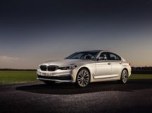UK: 2017 BMW 520d SE EfficientDynamics Available from £36,025