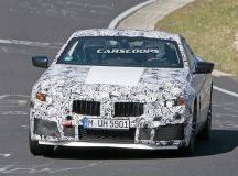 Is This the Upcoming BMW M8?