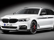 2017 Geneva Motor Show: 2017 BMW 5-Series Touring with M Performance Parts Kicks Off