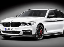 BMW 540i xDrive Touring M Performance Gets Ready for Geneva Motor Show