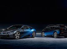 2017 Geneva Motor Show: BMW i8 CrossFade Concept by Garage Italia Customs