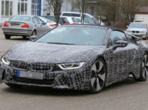 The i8 Roadster From BMW All Set To Hit The Roads