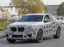 Spy Shots: This Is the New 2019 BMW X4 M SUV