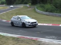 Spy Video: 2019 BMW M140i Undergoes Tests on the Ring