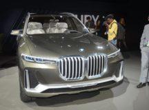BMW X7 iPerformance at LA Auto Show