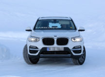 Electric BMW X3 Prototype Proves BMW Wants to Become More Environmentally Friendly